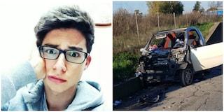 Incidente Via Pontina, Thomas è morto a 20 anni: era ricoverato in gravissime condizioni