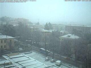 Neve a Viterbo, scuole chiuse anche domani