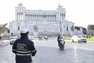 Roma, domenica 13 gennaio 2019 'domenica ecologica': blocco totale della circolazione