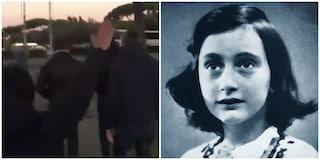 Cori razzisti e insulti ad Anna Frank: l'ultima vergogna degli ultras della Lazio in un video