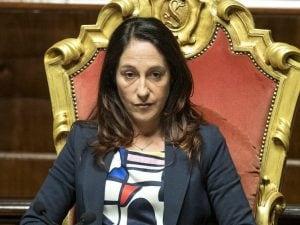 Paola Taverna (LaPresse)