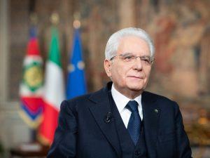 Sergio Mattarella buche roma