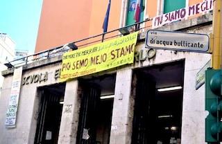 """Torpignattara, la risposta della Pisacane al blitz razzista: """"Più semo mejo stamo"""""""
