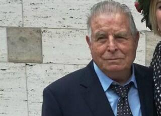 Romolo Onorati, 88 anni, scomparso dal pronto soccorso dell'ospedale San Filippo Neri
