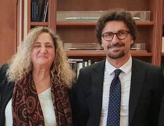 """La mamma di Elena Aubry ricevuta dal ministro Toninelli: """"Ora aspetto l'approvazione del decreto"""""""