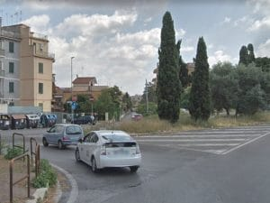 Il luogo dell'incidente (Google Maps)