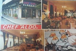 Ostia il lutto per la scomparsa del mitico 'Chef Aldo'