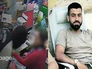 Daniel Bazzano, uno dei due ragazzi di Acilia fermati per il ferimento di Manuel Bortuzzo
