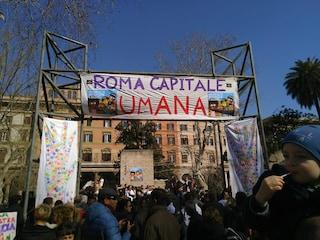 Roma Capitale Umana: in migliaia rispondono all'appello dei genitori dell'Esquilino