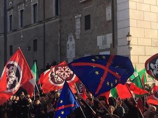 """Casapound: """"Se il comune trova 18 case lasciamo l'occupazione"""""""