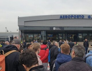 Chiuso l'aeroporto di Ciampino mercoledì 20 febbraio: voli spostati a Fiumicino