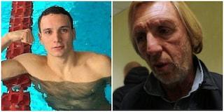 """Bortuzzo, il padre: """"Manuel è forte, tornerà presto a nuotare"""""""