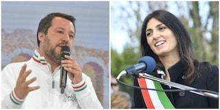 """Raggi: """"Salvini aveva l'occasione di far risparmiare gli italiani. Parlamento correggerà l'errore"""""""