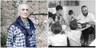 Roma, è morto Don Roberto Sardelli: il prete degli ultimi che portò la scuola tra i baraccati