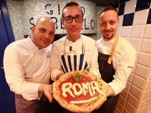 Gino Sorbillo apre a Roma