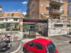 Il reparto di Ematologia di via Benevento