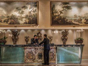 L'Hotel Hilton di Roma