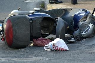 San Cesareo (Roma), auto travolge un 14enne in scooter: preso pirata della strada