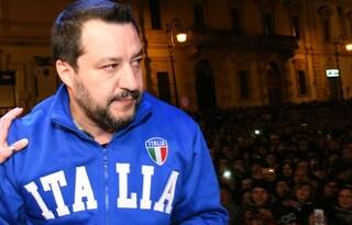 """Matteo Salvini: """"Prenderemo i delinquenti che hanno sparato a Manuel Bortuzzo"""""""