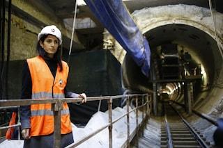 Metro D, funivie e prolungamento Metro C: le opere per cui Raggi chiede l'uso del Recovery fund