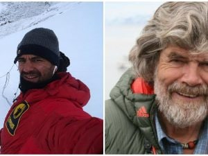 daniele nardi  Daniele Nardi, nessuna traccia dell'alpinista sul Nanga Parbat ...