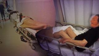"""Policlinico di Tor Vergata, la rabbia dei pazienti allo stremo: """"Condizioni inaccettabili"""""""