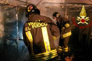 Roma, incendio in un appartamento al Tufello: un uomo morto carbonizzato, due ferite