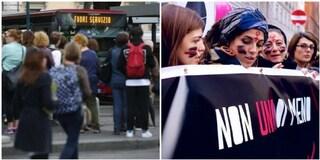 8 marzo a Roma, sciopero dei mezzi e corteo 'Non una di meno' contro la violenza sulle donne