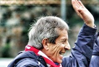 Morto l'allenatore della Lodigiani Carlo Delfini: vide crescere Totti, fu il primo mister di Toni