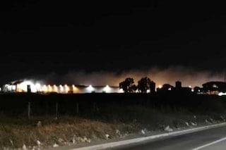 Rifiuti, incendio nell'impianto Ama di Rocca Cencia: 4 mesi fa il rogo al Tmb Salario