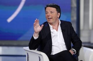 """Stadio della Roma, Matteo Renzi: """"Non sappiamo se i grillini hanno rubato ma hanno fallito"""""""