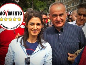 Virginia Raggi, Mario Torelli, presidente dell'XI Municipio