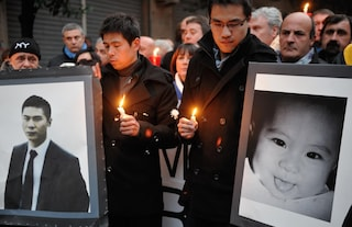 Zheng e la figlioletta Joy, 9 mesi, uccisi a Torpignattara: doppio ergastolo per il killer