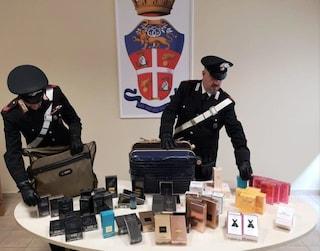 Razzia al duty free dell'aeroporto di Fiumicino: in valigia nascondono 7600 euro di profumi