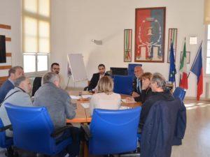 L'incontro che si è svolto a Pomezia