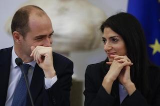 Daniele Frongia, l'assessore allo Sport indagato per corruzione rimette delega a Virginia Raggi