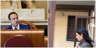 Arresto Marcello De Vito, Virginia Raggi non risponde alle domande e scappa