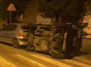 Incidente stradale a Ciampino, scontro tra due auto: grave una donna