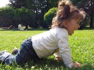 La piccola Lavinia (Facebook).