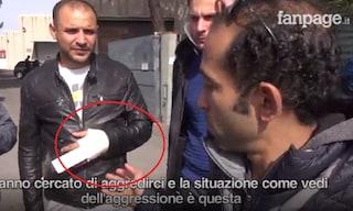 """Magazzinieri in sciopero picchiati dai vigilantes: """"Usavano manganelli e taser"""""""