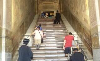 Roma, la Scala Santa aperta fino al 9 giugno: giorni e orari delle visite