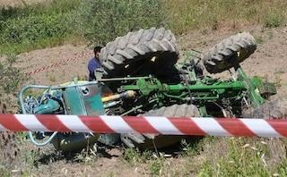 Incidente ad Artena: operaio muore schiacchiato da una ruota del trattore