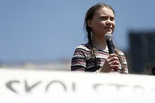 """Roma, il discorso di Greta a Piazza del Popolo: """"Vogliamo giustizia sul clima e la vogliamo adesso"""""""