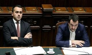 """Luigi Di Maio difende Virginia Raggi: """"Quando Salvini è in difficoltà parla di Roma"""""""