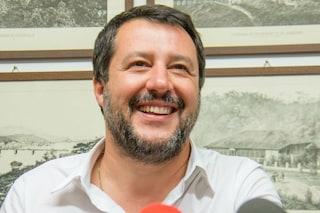 """Matteo Salvini: """"Pronto il programma della Lega, Roma merita di più"""""""