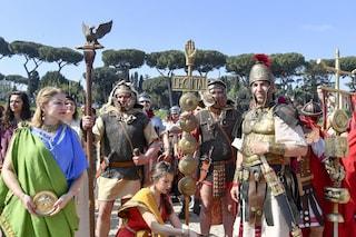 Natale di Roma 2019, tutto pronto per sfilata e giochi in costume: info e orari