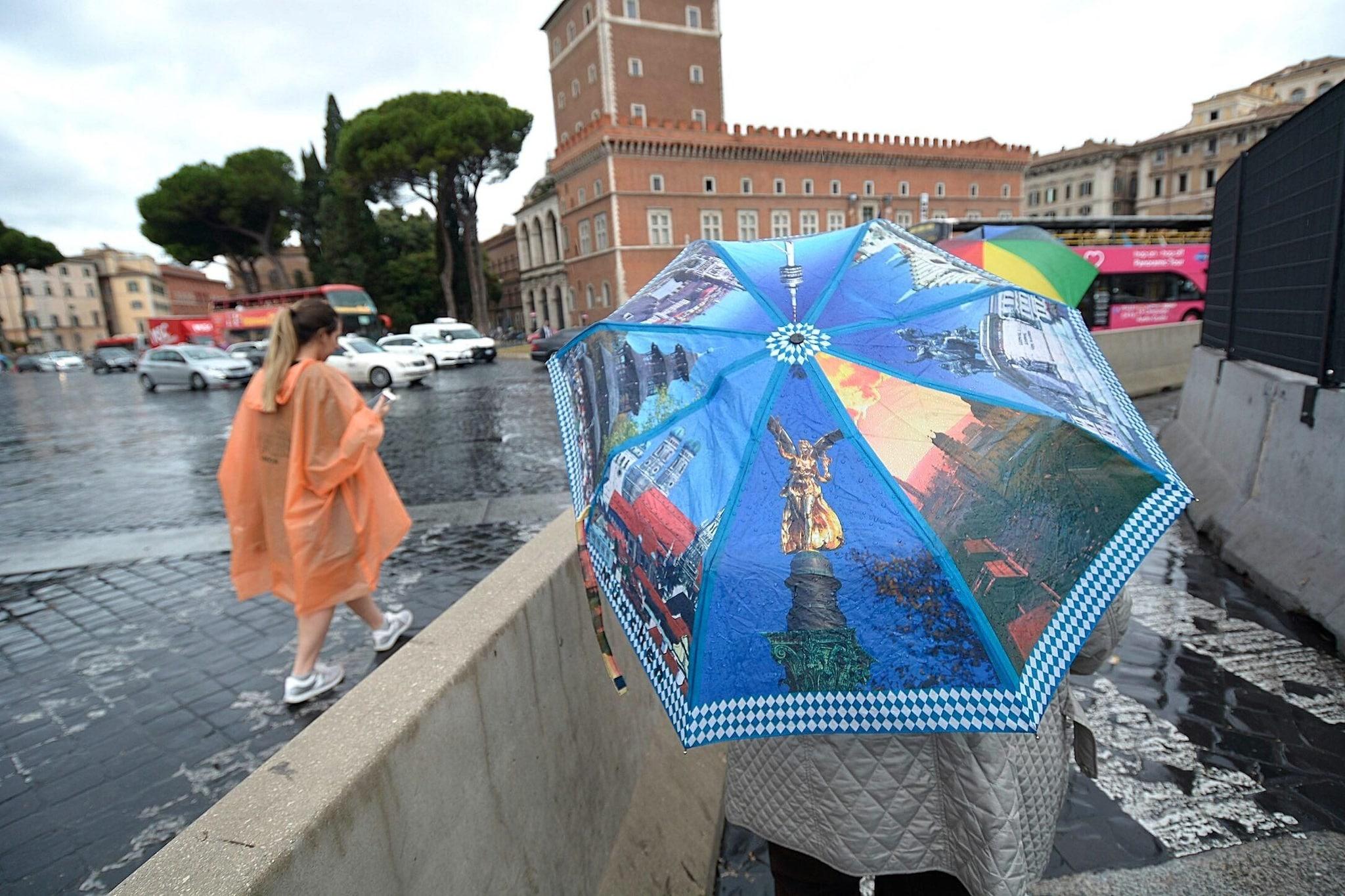 Previsioni meteo Roma 16 ottobre 2019: temporali in mattinata, poi torna il  sole