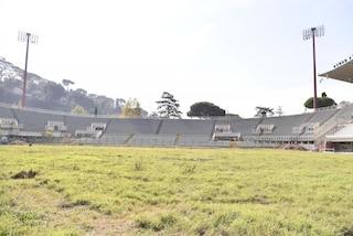 Scavalcano i cancelli dello Stadio Flaminio: denunciati 21 tifosi della As Roma