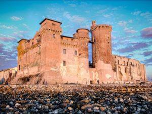 Immagine tratta dal sito del Castello di Santa Severa