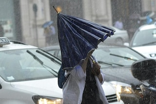 Previsioni meteo Roma e Lazio, torna il freddo: rischio nubifragi sulla città